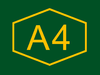 A4 Highway (Cyprus)