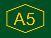 A5 Highway (Cyprus)
