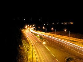 M1 South Eastern Freeway (Australia)