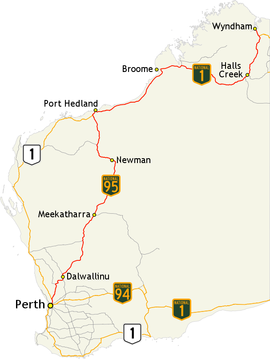 A95 Great Northern Highway (Australia)
