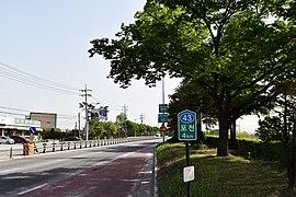 National Route 43 (South Korea)