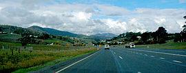 Midland Highway (Tasmania)(Australia)