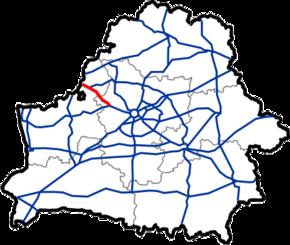 M7 highway (Belarus)