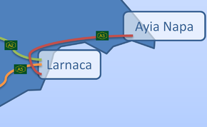 A3 Highway (Cyprus)