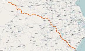 China National Highway 316