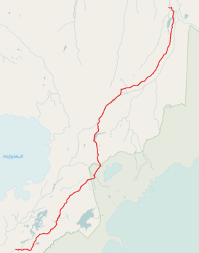 Route F26 (Iceland)