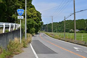 Japan National Route 465