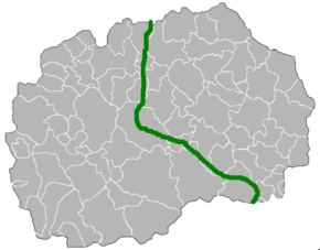 A1 motorway (Republic of Macedonia)