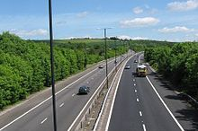 A48(M) motorway (United Kingdom)