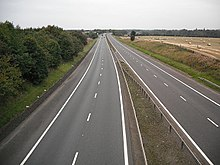M876 motorway (United Kingdom)