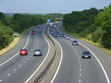 A329(M) motorway (United Kingdom)