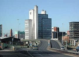 Mancunian Way (United Kingdom)