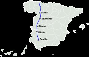 Autovía A-66 (Spain)