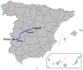 Autovía A-5 (Spain)