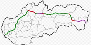 D1 motorway (Slovakia)