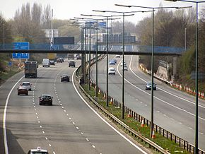 M602 motorway (United Kingdom)