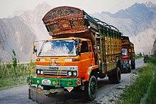 N35 Karakoram Highway (Pakistan)