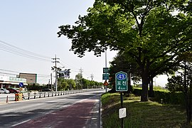 National Route 43 (South Korea)
