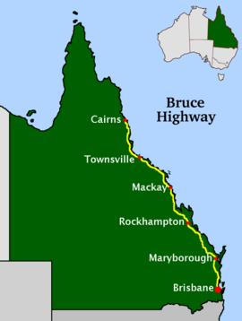 M1 Bruce Highway (Australia)