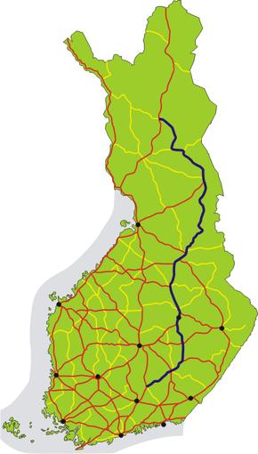 Finnish National Road 5 (Finland)