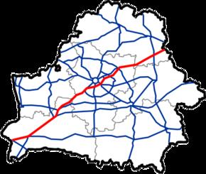 M1 highway (Belarus)