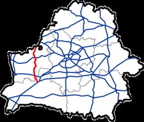 M11 highway (Belarus)