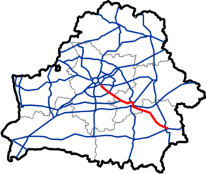 M5 highway (Belarus)
