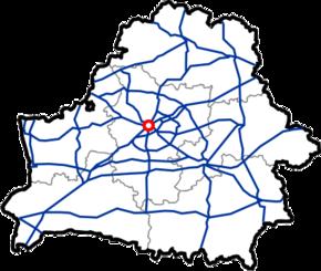 M9 highway (Belarus)