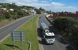 Bass Highway, Tasmania(Australia)