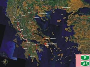 Motorway 5 (Greece)