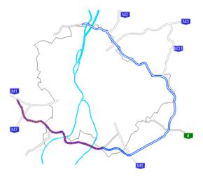 M0 motorway (Hungary)