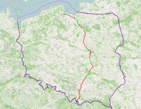 National road 7 (Poland)