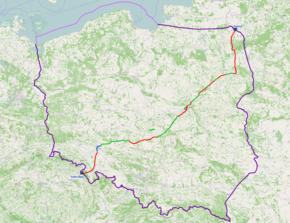 National road 8 (Poland)