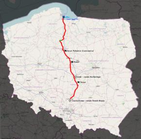 National road 91 (Poland)