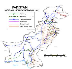 N-155 National Highway (Pakistan)